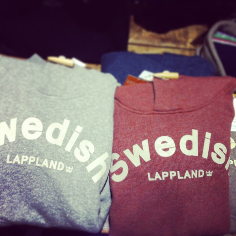 I thought Lapland is in Finland